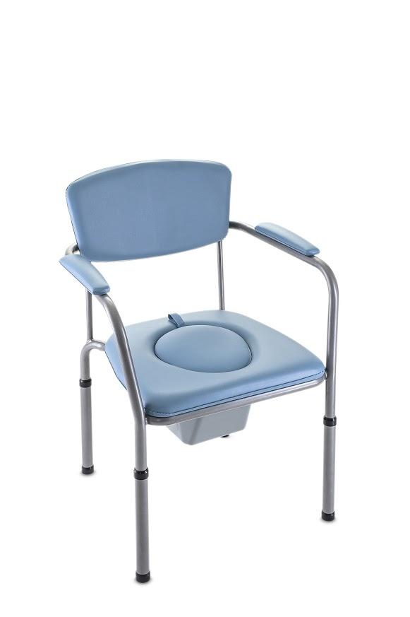 chaise de toilette omega invacare orvimed mat riel m dical. Black Bedroom Furniture Sets. Home Design Ideas